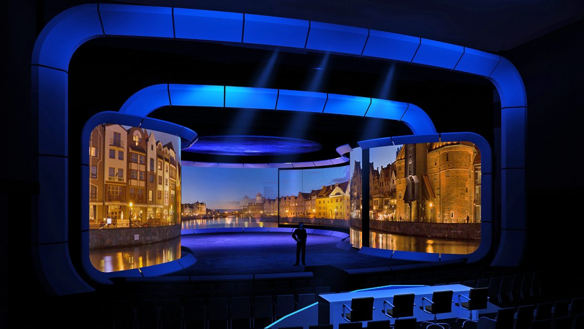 Eurovision Young Dancers 2013 Stage