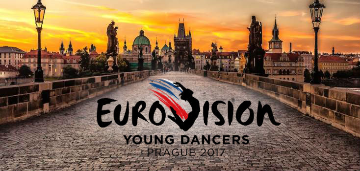 Eurovision Young Dancers 2017 logo