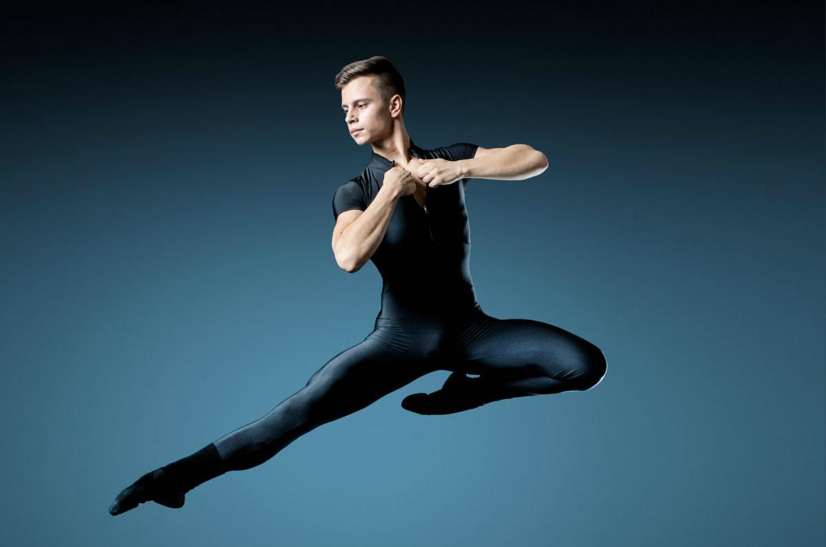 Danila Kapustin, Germany. Image source: youngdancers.tv