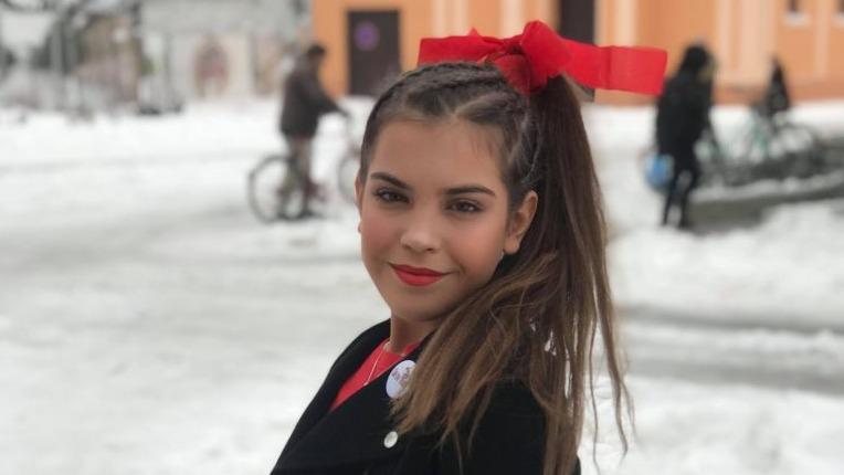 Bojana Radovanović, Serbia. Image source: ESC Plus