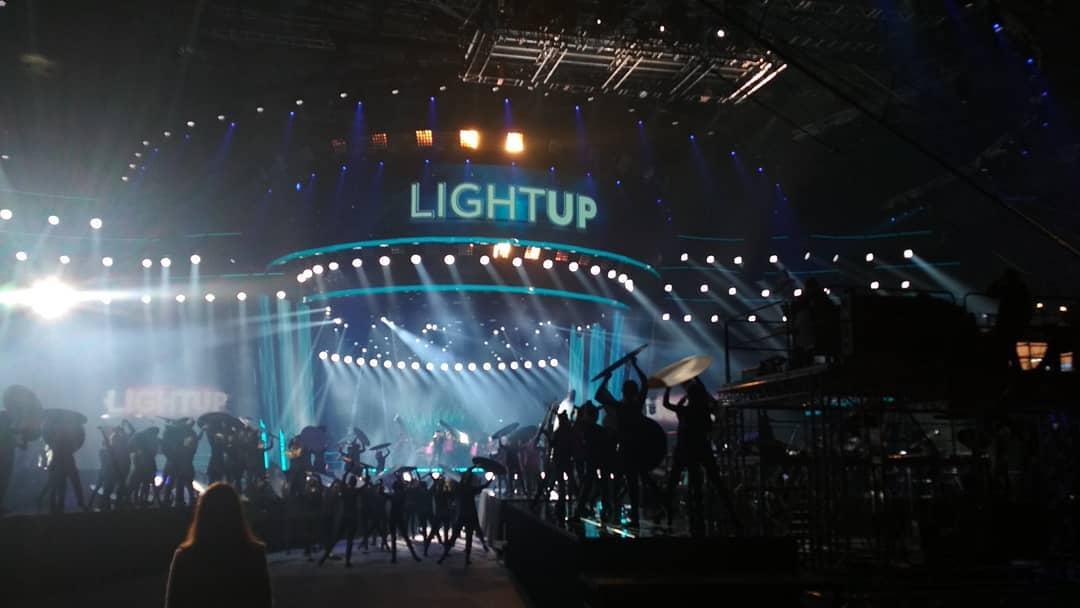 Junior Eurovision Rehearsal