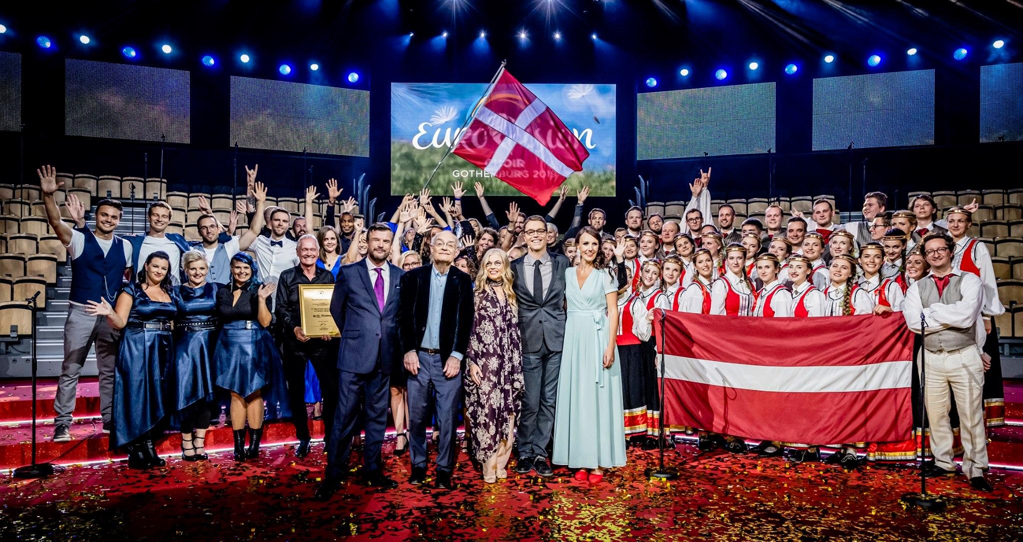 Eurovision Choir 2019 - Winners