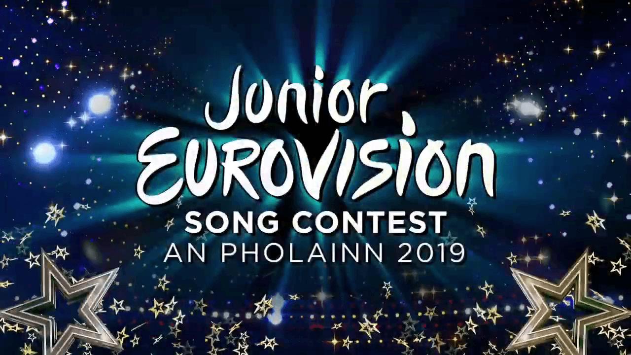 Junior Eurovision Eire 2019