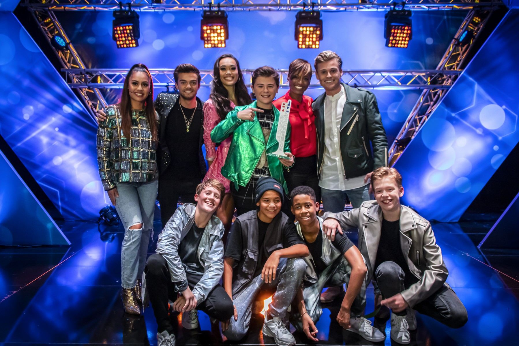 netherlands 262 000 viewers for junior songfestival 2019