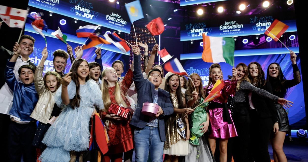 Junior Eurovision 2019 Opening Ceremony