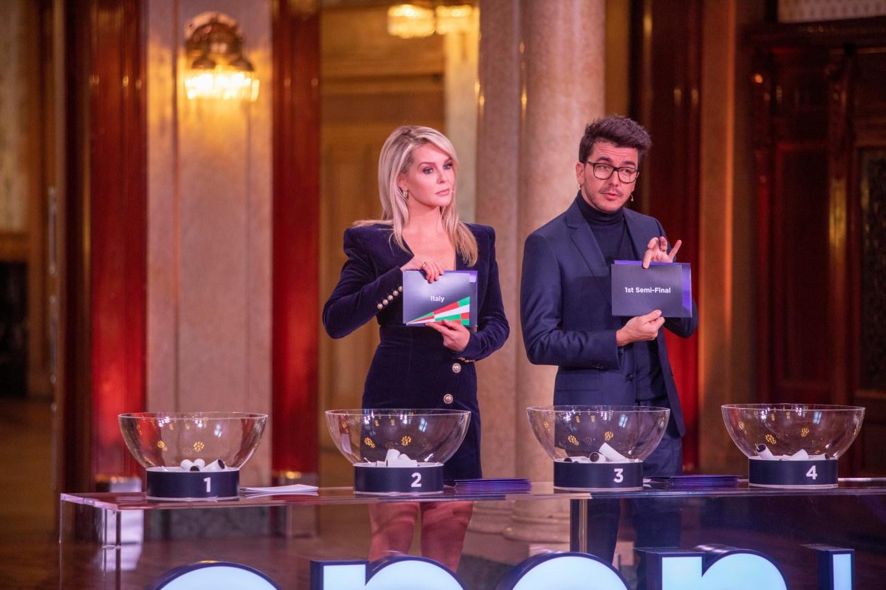 Eurovision 2020 Semi-Final Allocation Draw