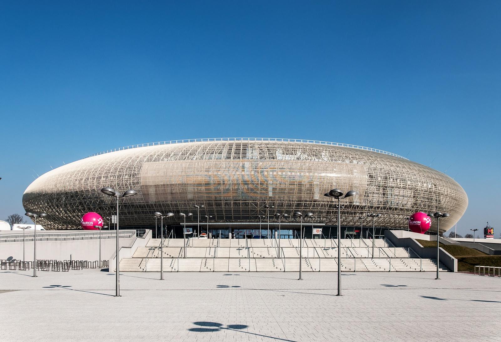 tauron arena
