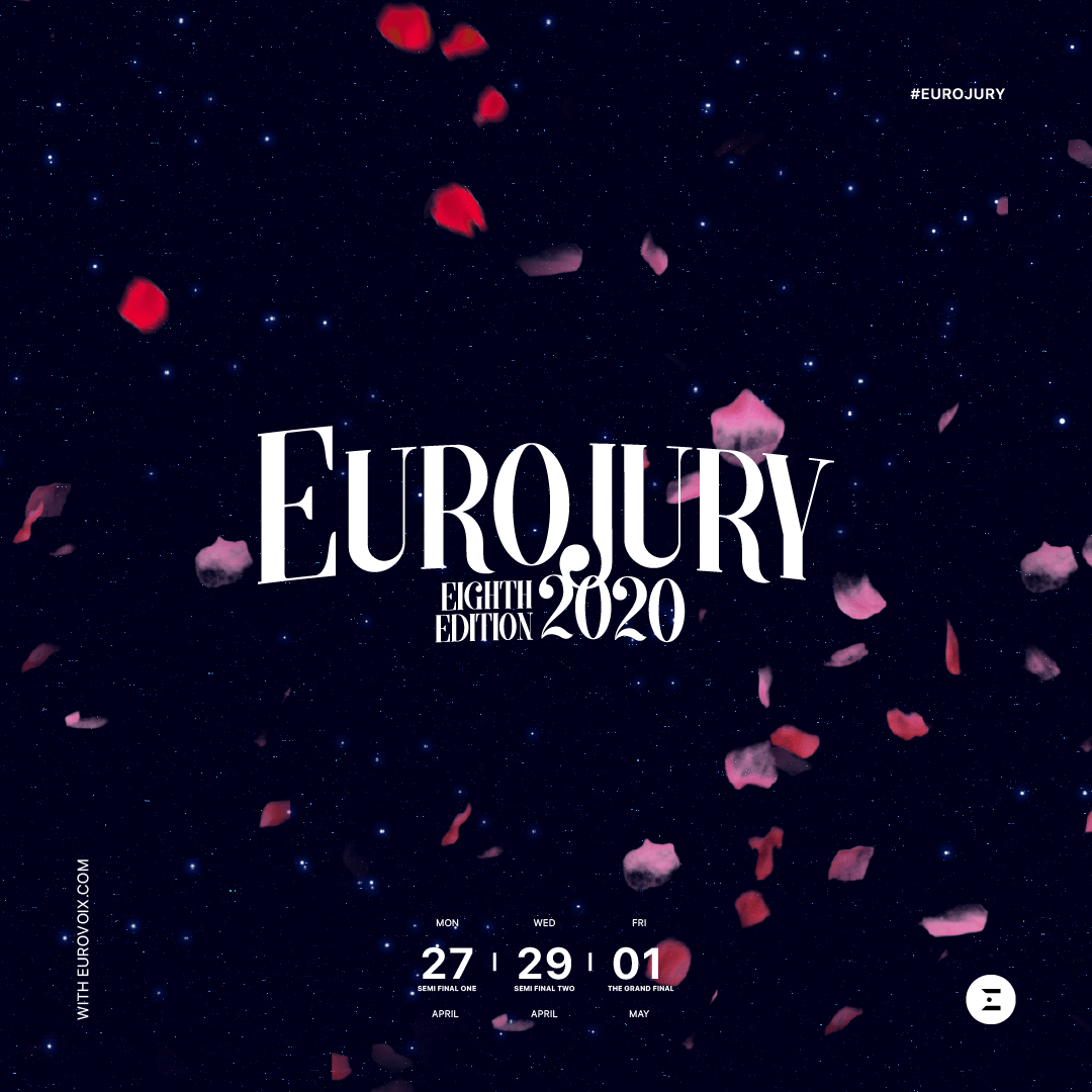 Eurojury 2020 with Rob Lilley