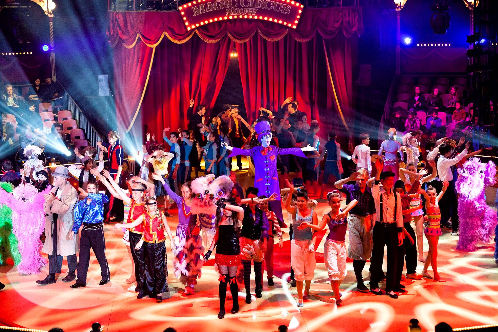 Eurovision Magic Circus Show 2011
