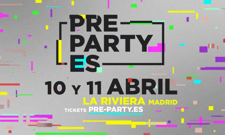 Eurovision Spain Pre Party