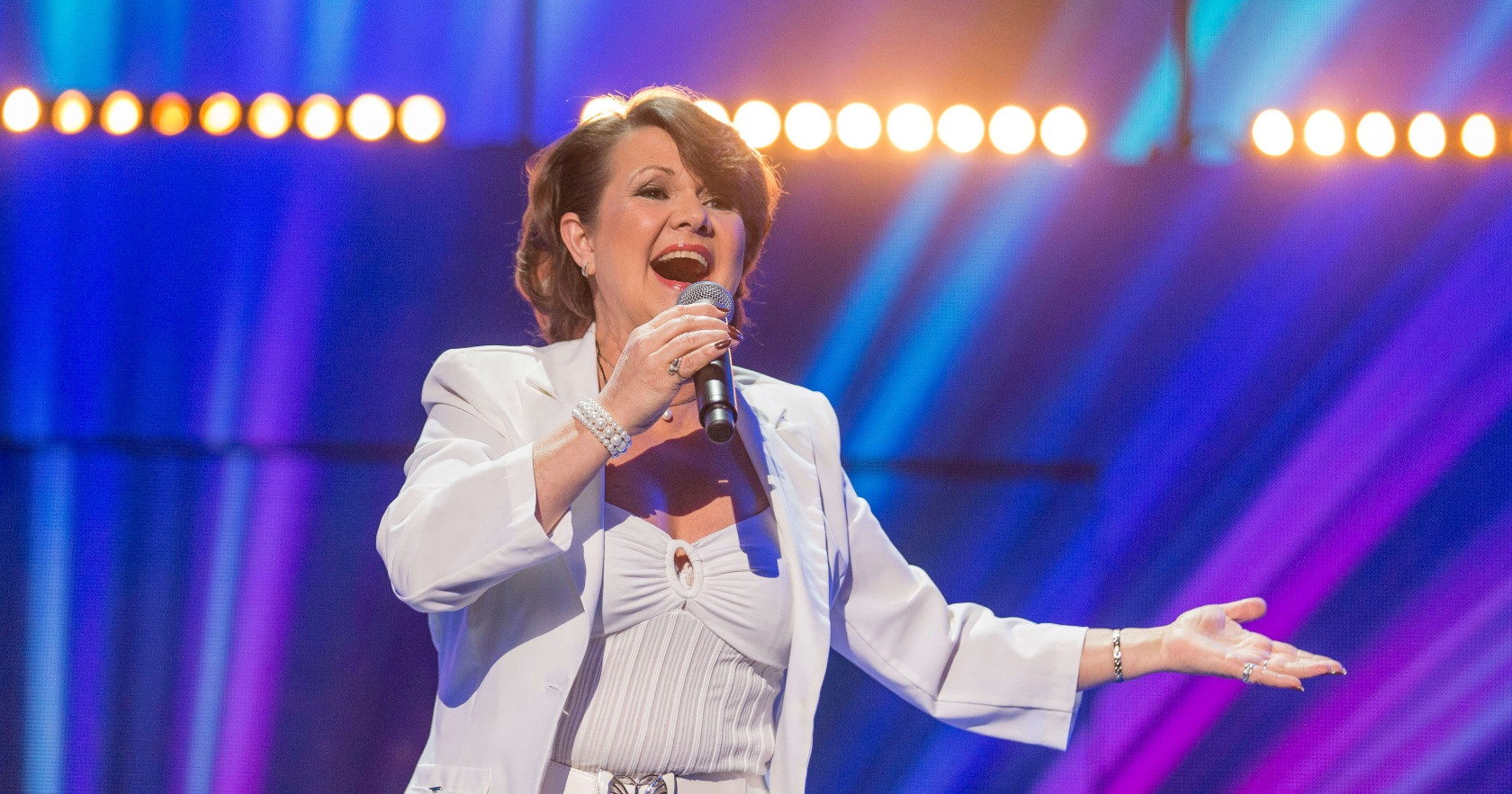 Anne-Marie David, Luxembourg. Image source: BBC