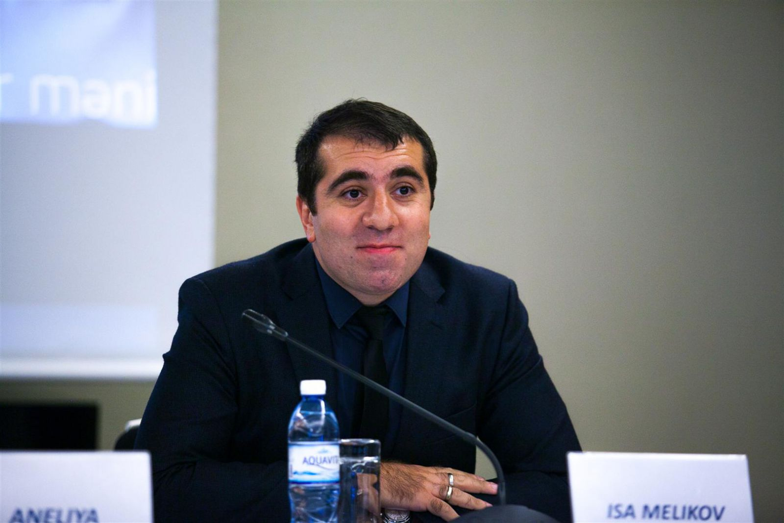 Isa Melikov