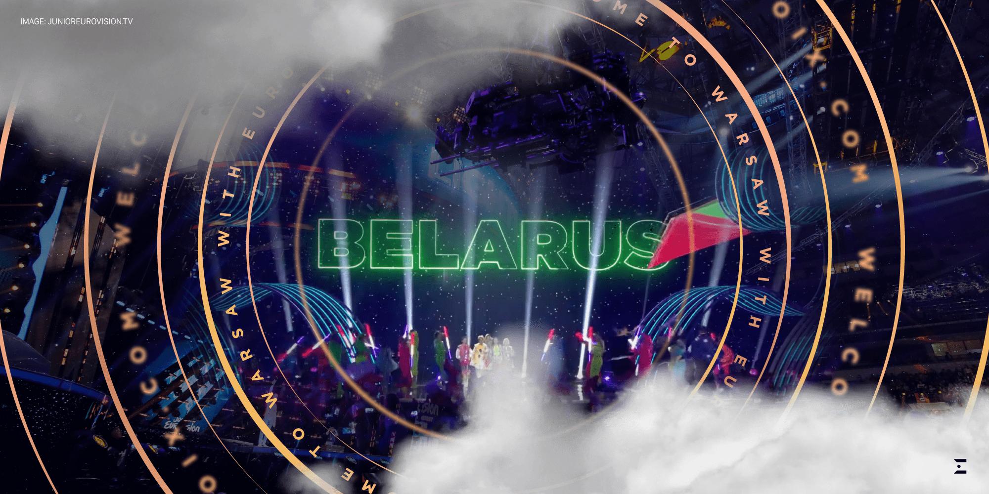 Belarus - JESC