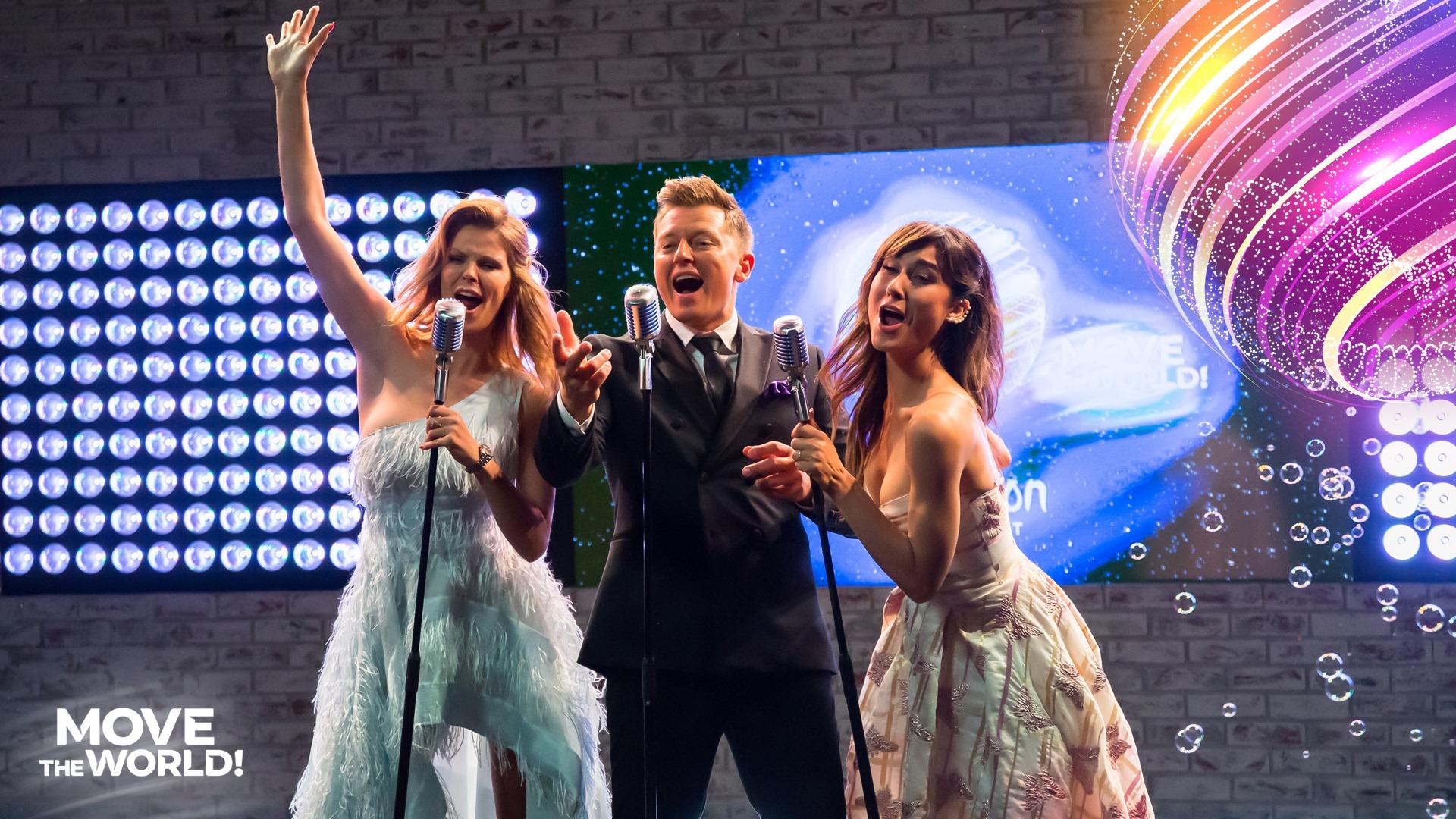 Junior Eurovision 2020 Presenters