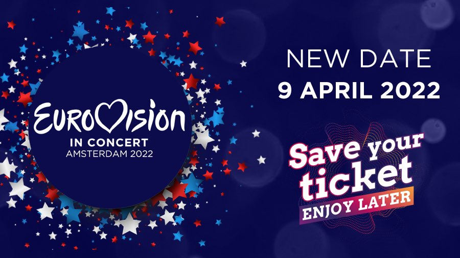 Eurovision in Concert 2022. Image source: Eurovision in Concert