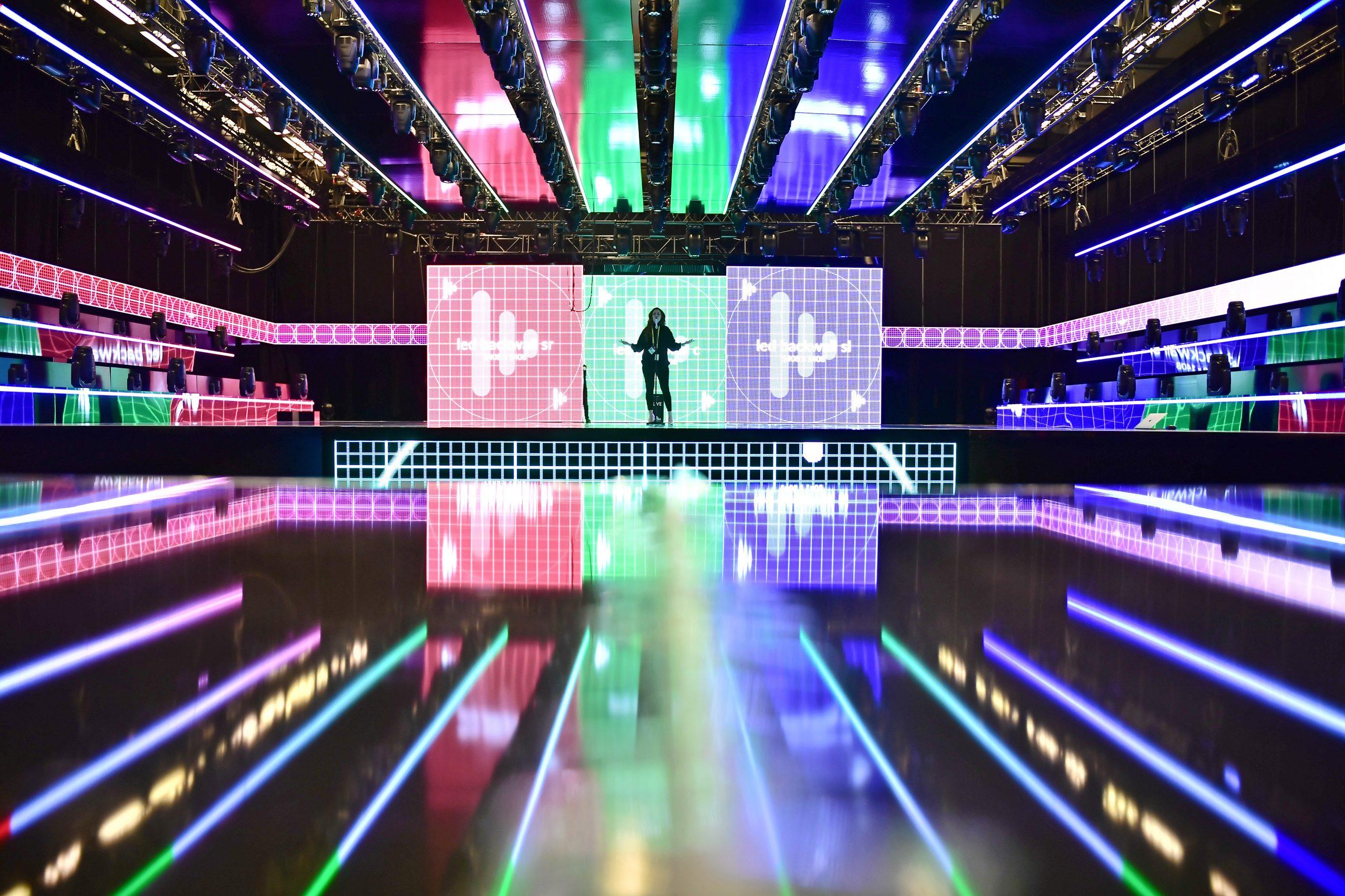 Melodifestivalen 2021, Nathalie Brydolf   Photo: Sveriges Television AB (SVT), Stina Stjernkvist
