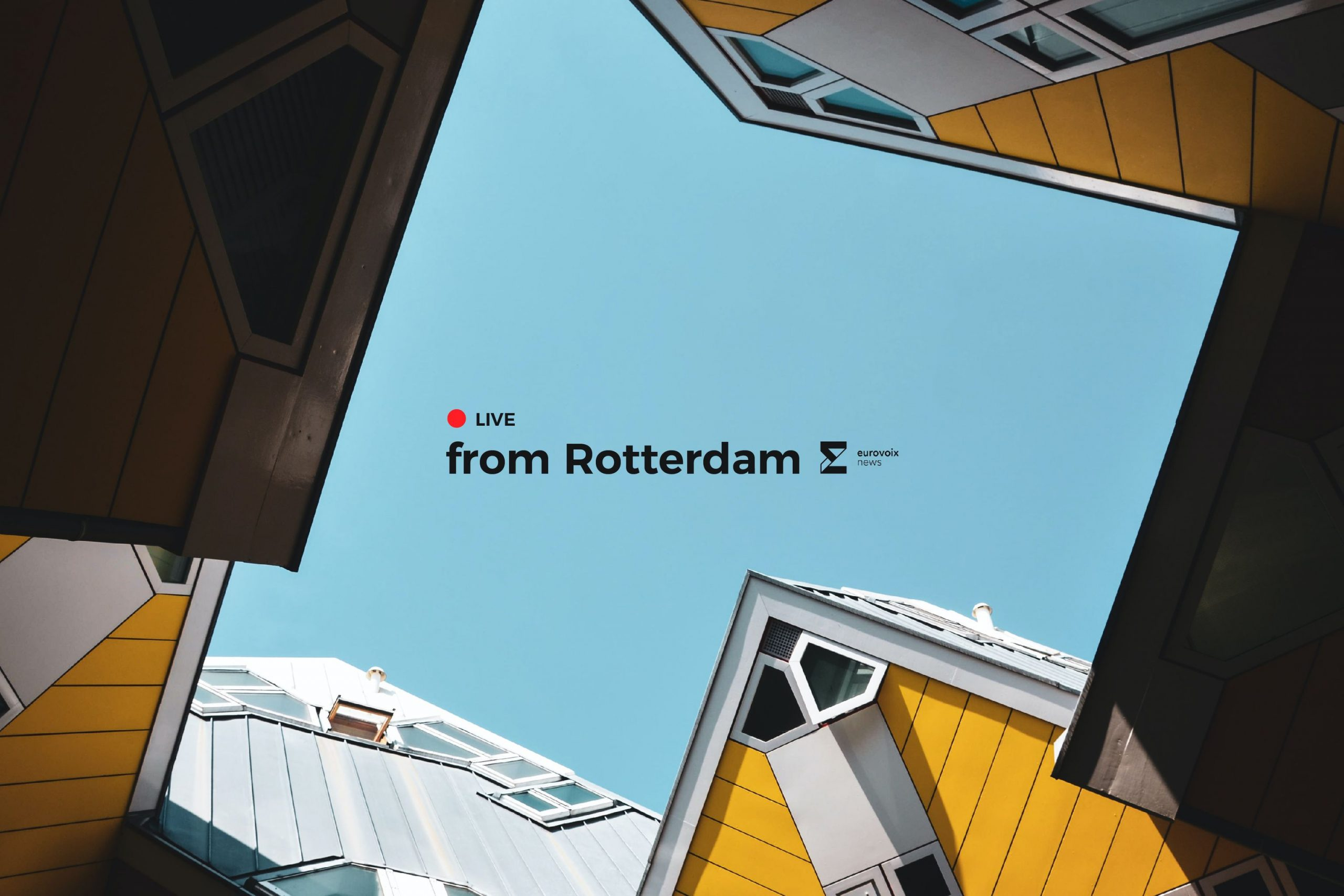 Live From Rotterdam