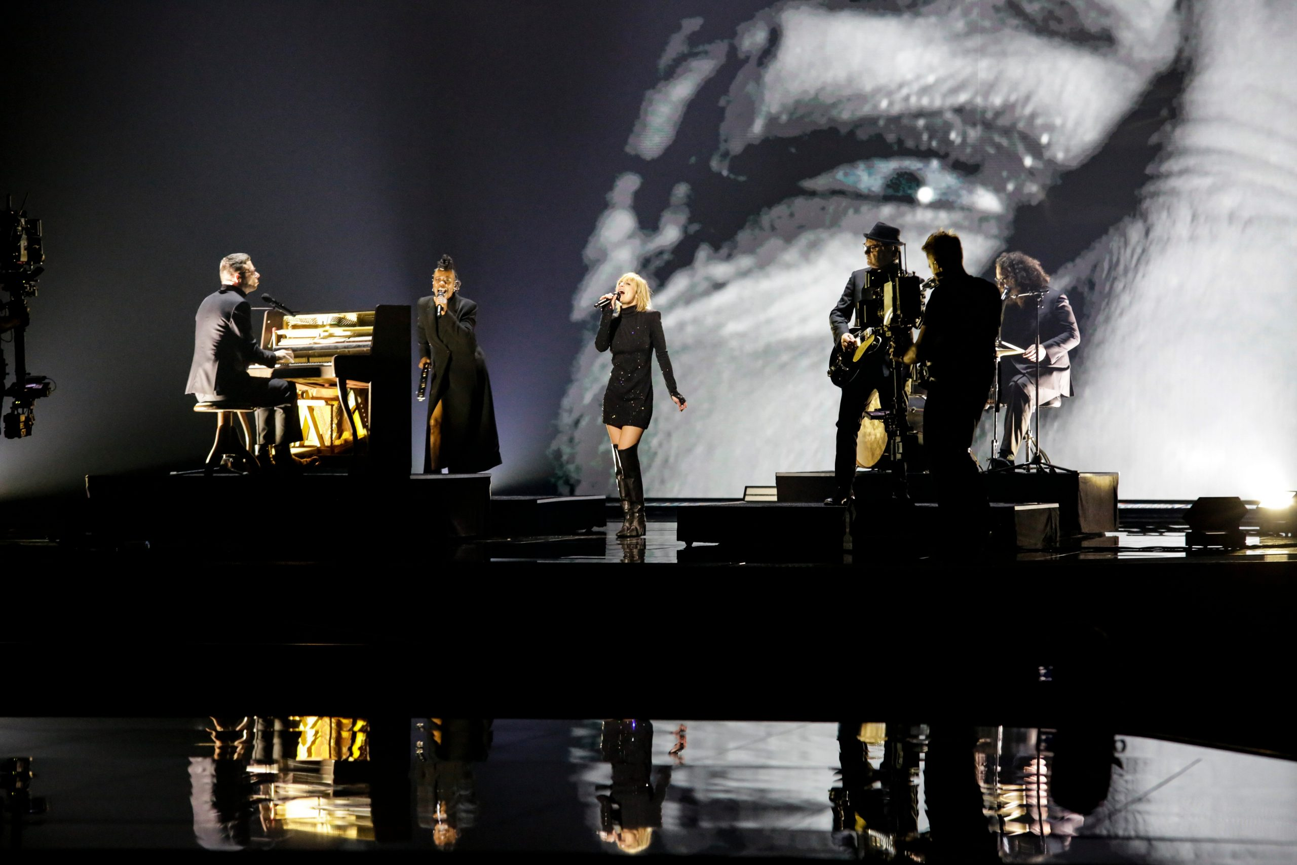 Belgium - Hooverphonic - First Rehearsal